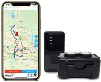 GPS Tracker - Optimus 2.0 4G LTE Bundle