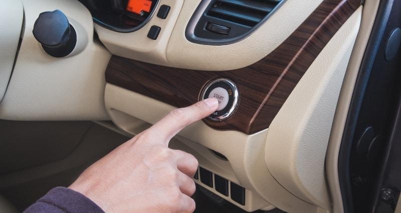 Honda Keyless Start System Problem