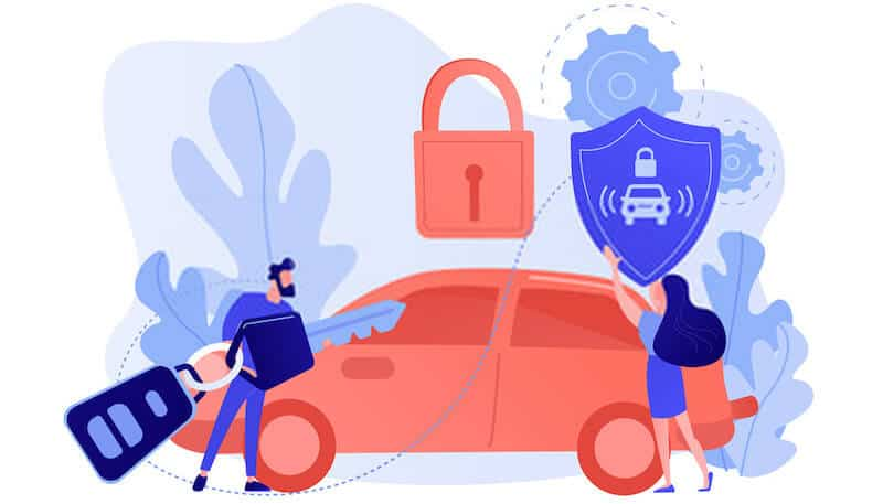 vehicle anti theft devices